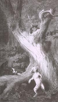 Лисица и Кот (Е. Ламберт)