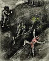 Иллюстрация к басне Ученик и Учитель