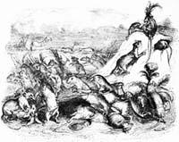 Война Крыс и Ласок (Гранвиль)