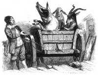 Ягненок и Поросенок (Гранвиль)