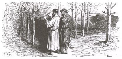 Скифский Философ (Г. Доре)